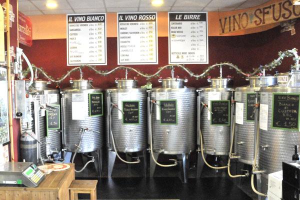 Botte vino acciaio - Annunci in tutta Italia Annunci di